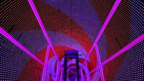 Rewolucjonistki i światła białego tunel zdjęcie wideo