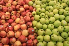 Rewolucjonistki i zieleni jabłka Fotografia Royalty Free