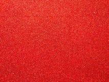 Rewolucjonistki piankowa błyszcząca tekstura, czerwony abstrakcjonistyczny tło zdjęcie royalty free