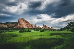 Rewolucjonistki Rockowa dolina Zdjęcie Royalty Free