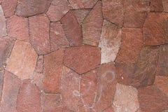 Rewolucjonistki skały ściany tekstura Obrazy Royalty Free