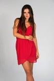 Rewolucjonistki suknia Obraz Stock