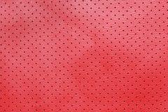 Rewolucjonistki tekstury dziurkowaty rzemienny tło Fotografia Stock