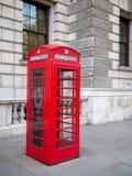 Rewolucjonistki Telefoniczna kabina w Londyn obrazy stock