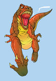 Τ-Rex 2 Στοκ φωτογραφία με δικαίωμα ελεύθερης χρήσης