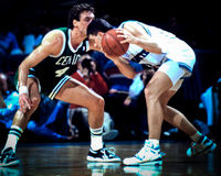 Rex Chapman, Charlotte Hornets #3. Royalty Free Stock Photo