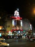 Rex Cinema Theater Paris foto de archivo libre de regalías