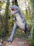 Rex del Tyrannosaurus Imagen de archivo libre de regalías
