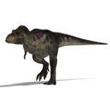 Rex do Tyrannosaurus ilustração do vetor