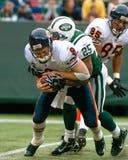 Rex Grossman, Chicago Bears Foto de archivo