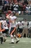 Rex Grossman. Chicago Bears QB Rex Grossman.  (Image taken from color slide Stock Photos