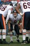 Rex Grossman. Chicago Bears QB Rex Grossman. (Image taken from color slide Royalty Free Stock Photos