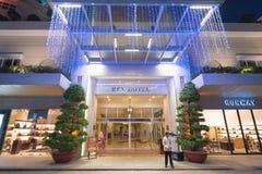 Rex Hotel in Saigon Royalty Free Stock Photos
