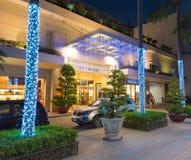 Rex Hotel in Saigon, Vietnam Stockbilder
