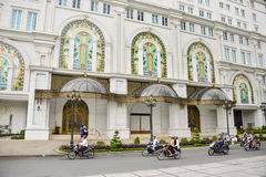 Rex Hotel Saigon, Vietnam Royalty Free Stock Photography