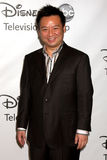 Rex Lee. LOS ANGELES - AUG 7:  Rex Lee arriving at the Disney / ABC Television Group 2011 Summer Press Tour Party at Beverly Hilton Hotel on August 7, 2011 in Royalty Free Stock Image