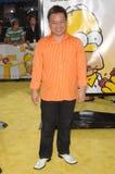 Rex Lee, el Simpsons Fotografía de archivo