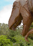 rex tyrannosaurus Zdjęcia Stock