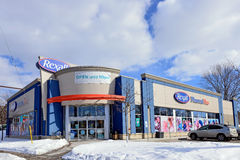 Rexall Pharma plus Stockfoto