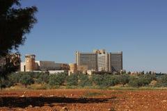 Rey Abdullah University Hospital Imagen de archivo libre de regalías