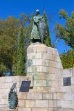 Rey Afonso foto de archivo