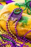 Rey Cake Fotos de archivo libres de regalías
