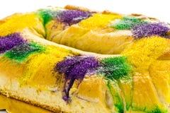 Rey Cake Imagen de archivo