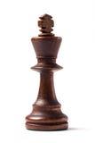 Rey Chess Figures Fotografía de archivo