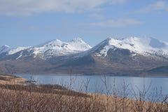 Rey Cove Alaska Imagenes de archivo