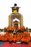Rey de Laos Foto de archivo libre de regalías