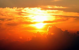 Rey de The Sun Foto de archivo libre de regalías