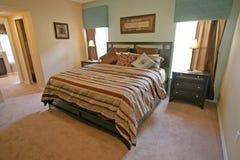 Rey dormitorio principal Fotos de archivo