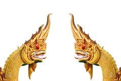 Rey dos del naga Imagen de archivo
