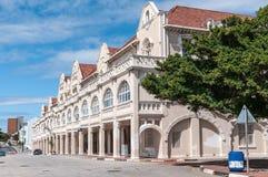 Rey Edward Hotel, Port Elizabeth fotos de archivo libres de regalías