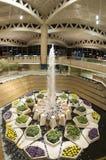 Rey Khaled Airport en Riyadh, la Arabia Saudita Imagen de archivo libre de regalías