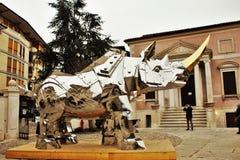 Rey Kong Rhino imágenes de archivo libres de regalías