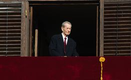 Rey Mihai I de Rumania Fotografía de archivo libre de regalías