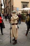 Rey przy Lucca komiczkami 2017 i grami obraz royalty free