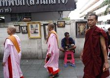 Rey tailandés Death Fotos de archivo libres de regalías