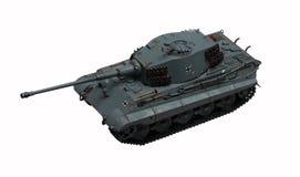 Rey Tiger del tanque Imagenes de archivo