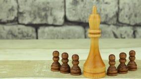 Rey y empeños blancos del ajedrez metrajes