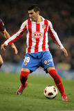 Reyes of Atletico de Madrid Royalty Free Stock Image