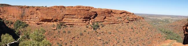 Reyes Canyon, Australia Fotos de archivo libres de regalías