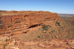Reyes Canyon, Australia Fotos de archivo