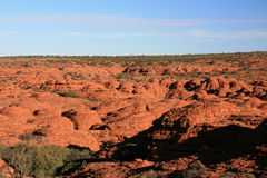 Reyes Canyon, parque nacional de Watarrka, Australia Imagenes de archivo