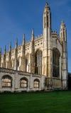 Reyes College, Cambridge imagen de archivo libre de regalías