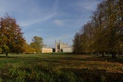 Reyes College Chapel Fotos de archivo libres de regalías