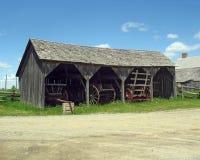 Reyes Landing Barn Fotos de archivo
