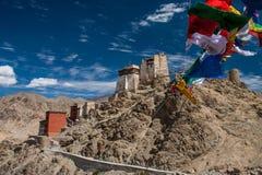 Reyes Palace en Leh Fotos de archivo