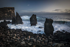 Reykjanes IJsland Stock Afbeeldingen